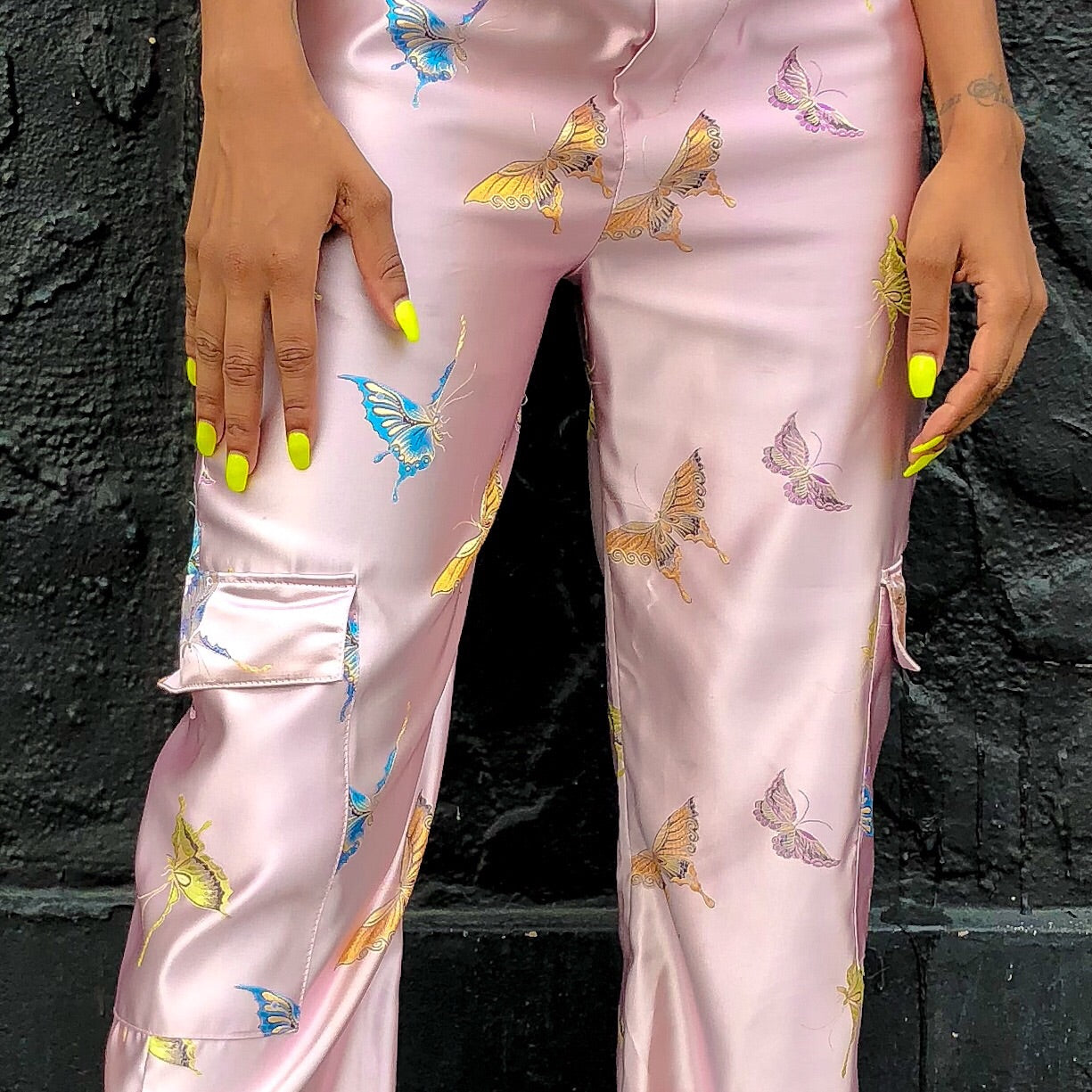 Butterfly Sk8 Pant - Ozcult
