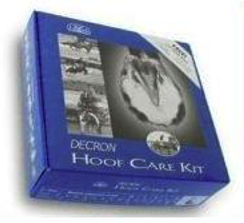 Decron Hoof Care Kit