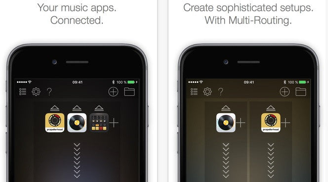 iOS users: Audiobus is now free!