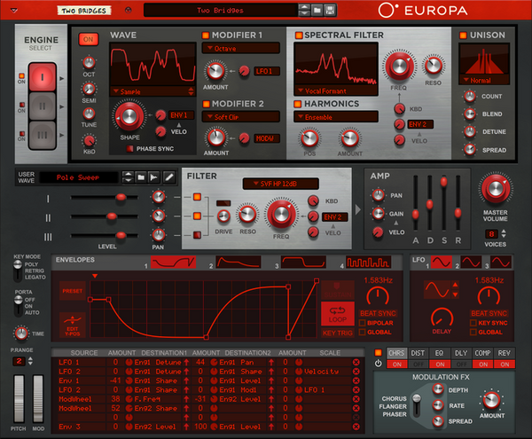 Europa Synth