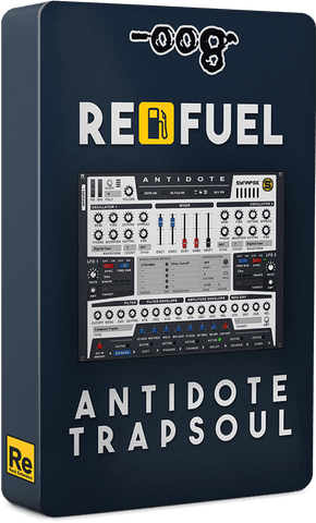RE Fuel - Antidote TrapSoul