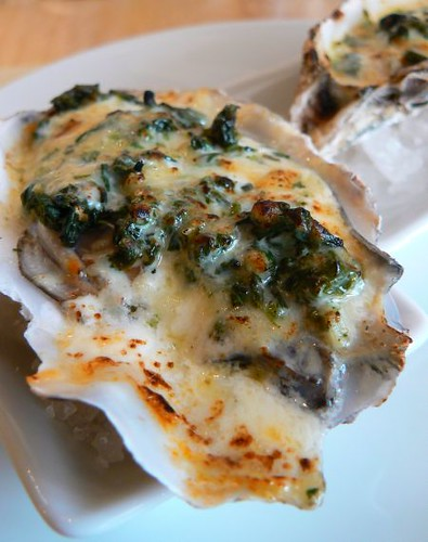 Recipe: 3 Cheese Baked Oysters