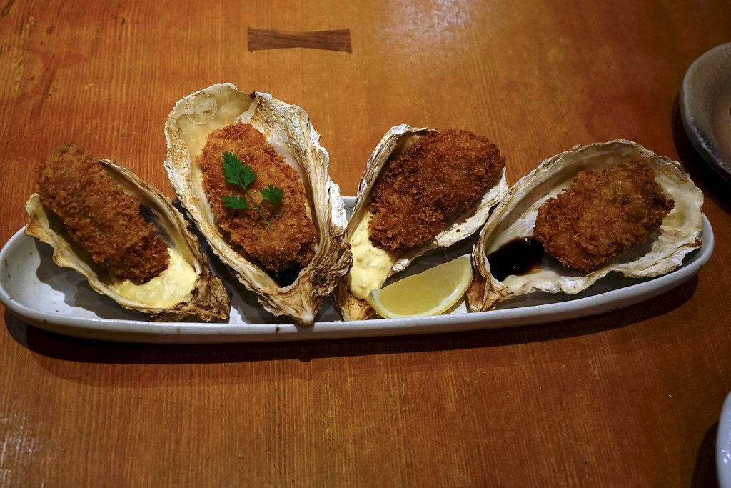 3 Easy Fried Oyster Recipes White Stone Oyster Company