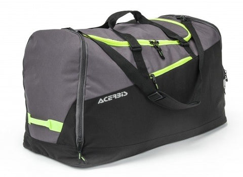 CARGO BAG 180LTR BLACK/YELLOW