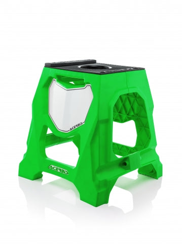 Acerbis 711 Plastic Box Stand - Green