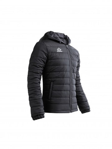 Acerbis Artrax Bomber Casual Jacket Coat - Black