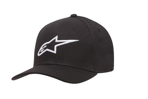 Alpinestar Ageless Curve Casual Cap - Black White