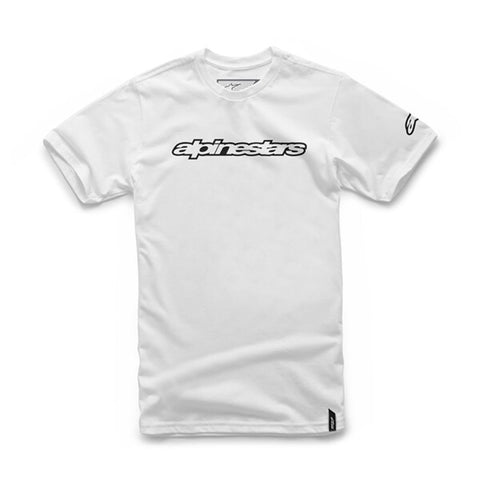 Alpinestar Wordmark Casual Tee - White