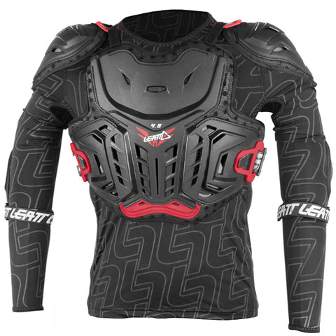 Leatt Kids Body Protector 4.5 - Black