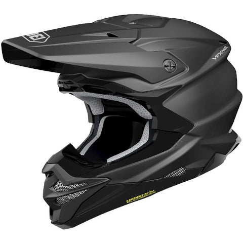 2018 Shoei VFX-WR Helmet - Matt Black