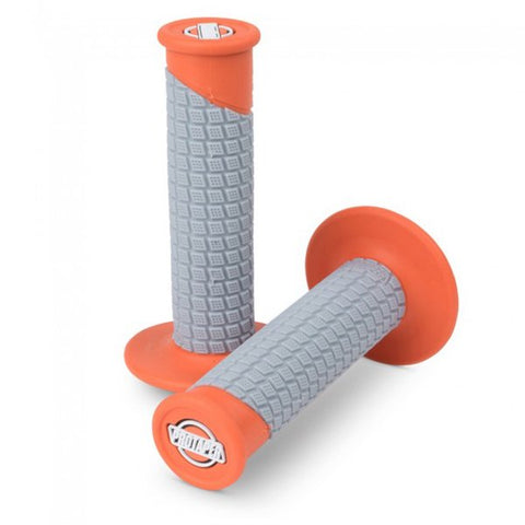 Pro Taper Pillow Grips - Orange Grey