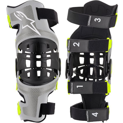 Alpinestars Bionic 7 Knee Braces - Pair