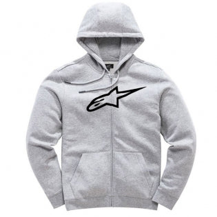 Alpinestar Ageless 2.0 Casual Fleece Hoodie - Grey