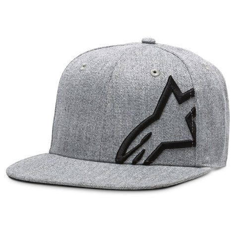 Alpinestar Corp Snap Back Casual Hat - Grey