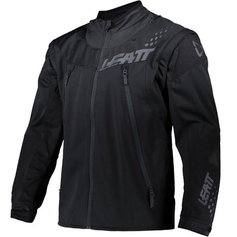 Leatt Moto 4.5 Lite Enduro Jacket - Black