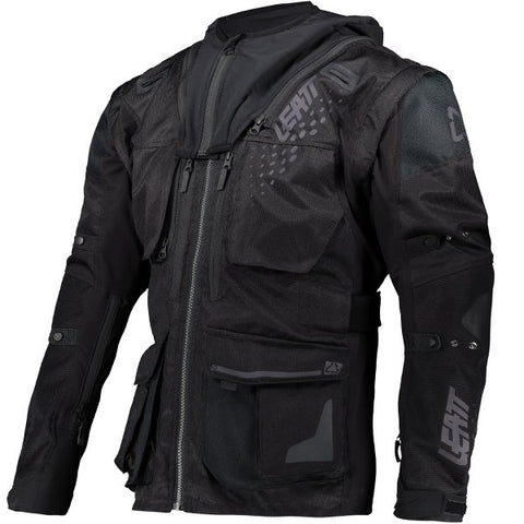 Leatt Moto 5.5 Enduro Jacket - Black