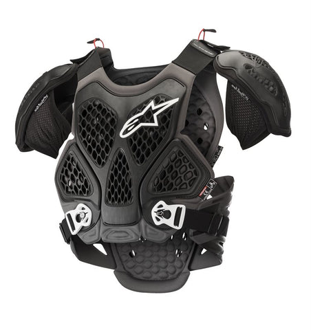 Alpinestars Bionic Chest Protector - Black/Gray