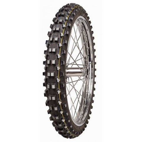 Mitas C19 FIM Enduro Front Tyre - Single Yellow