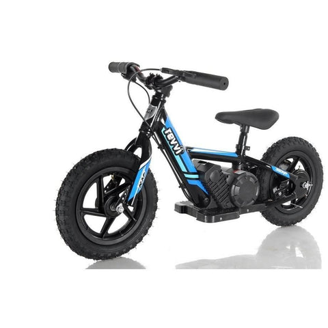 "REVVI 12"" ELECTRIC KIDS BIKE - BLUE"