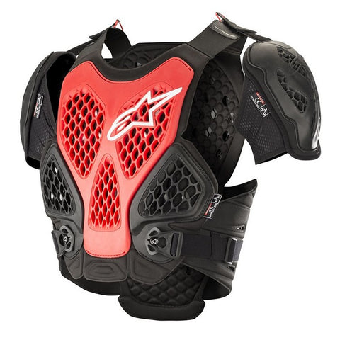 Alpinestars Bionic Chest Protector - Black/Red
