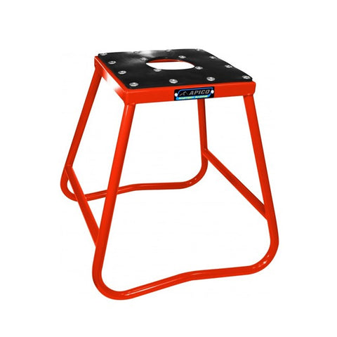 Apico Red Steel Box Stand