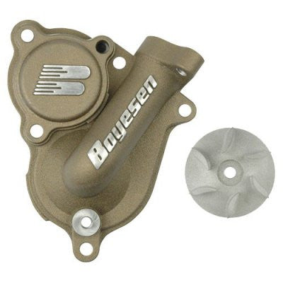 KTM - BOYESEN WATER PUMP KIT - MAGNESIUM
