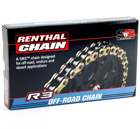 Renthal R3.3 SRS 520 O Ring Motocross Chains (118 link)