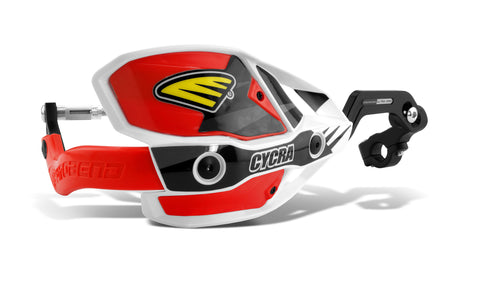 Cycra Ultra ProBend CRM Handguards - Red