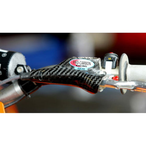 PRO CARBON HUSQVARNA CLUTCH MASTER CYLINDER PROTECTOR