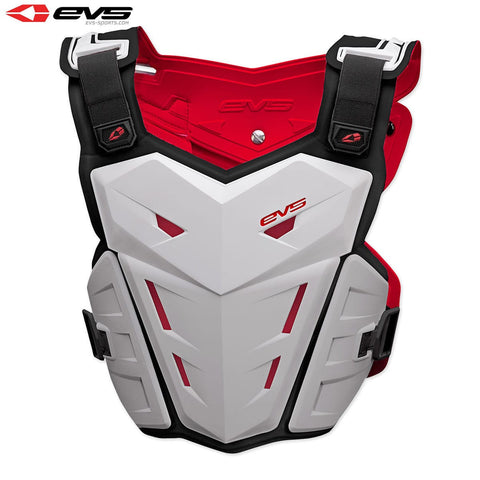 EVS 2014 F1 Chest Protector Adult White