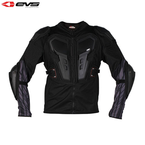 EVS 2014 G6 Lite Ballistic Jersey (No Belt) Black (Optional Sizes)