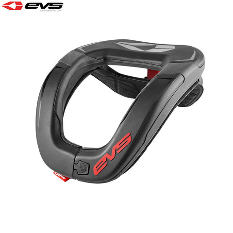 EVS R4 Neck Protector (Black) Youth