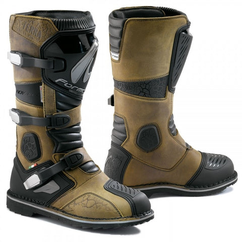 Forma Terra Enduro Off Road Boots - Brown