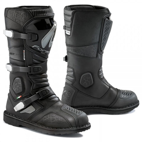 Forma Terra Enduro Off Road Boots - Black
