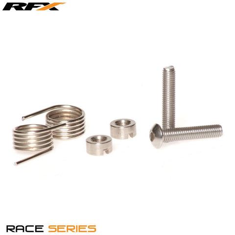 RFX Pro/Race Series Flexible Lever Pivot Repair Kit (Complete 2 Lever Spring/Bolt/Spacer)