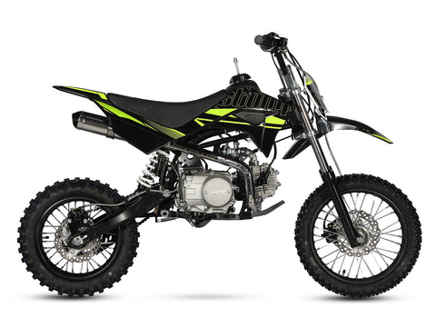 STOMP FXJ 110 MANUAL PIT BIKE
