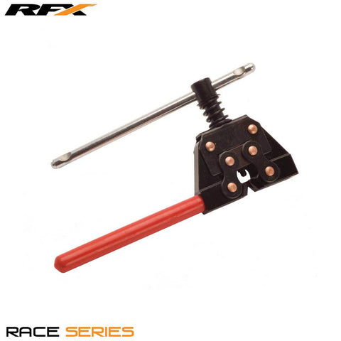RFX Race Chain Breaker Standard (Black/Red) Universal for use with 415-520 chains
