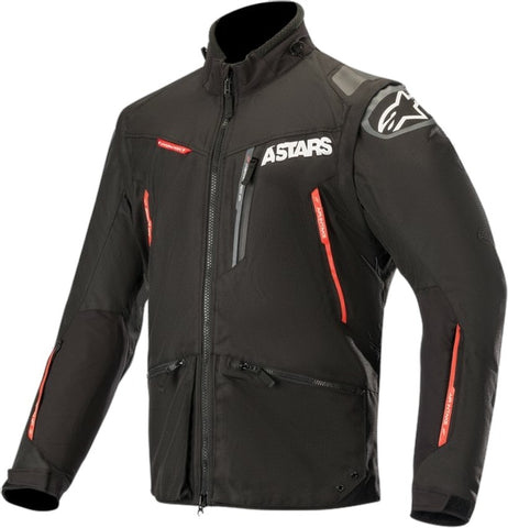 Alpinestars Venture R Enduro Jacket Black Red
