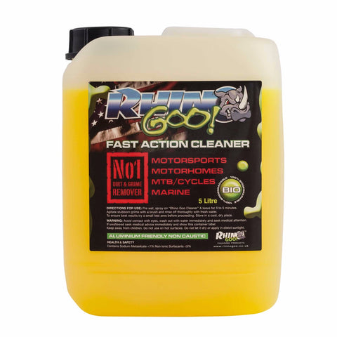Rihno Goo Bike Cleaner - 5 Litre