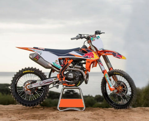 KTM CAIROLI TEAM RED BULL GRAPHICS KIT