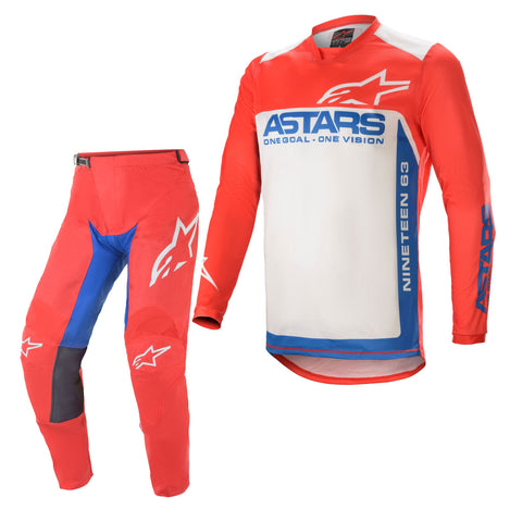 2021 Alpinestars Racer Supermatic Red
