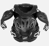 Leatt Fusion Vest 3.0 Black Body Armour & Neck Brace