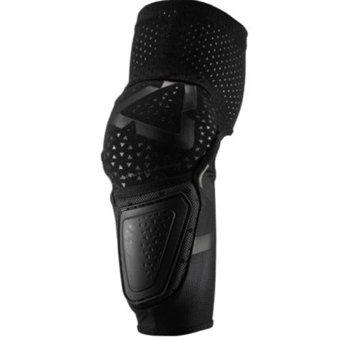 Leatt 3DF Hybrid Black Elbow Guards
