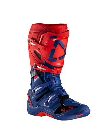 Leatt GPX 5.5 Flexlock Boots - Royal Blue