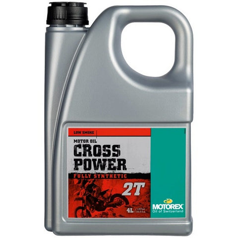Motorex Cross Power 2T - 4 Litres