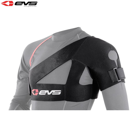 EVS SB02 Shoulder Support Adult (Black)