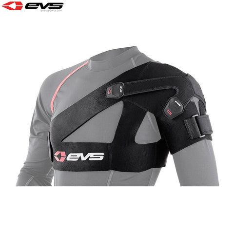 EVS SB03 Shoulder Support Adult (Black)