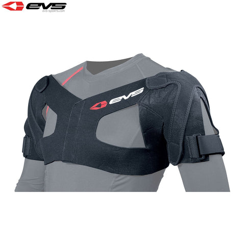EVS SB05 Dual Shoulder Stabiliser Adult (Black)