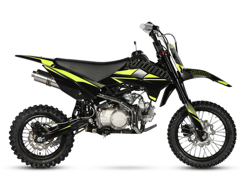 STOMP SUPERSTOMP 120, 120CC PIT BIKE