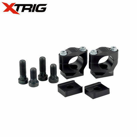 XTrig Clamp Fix System Solid Bar Mount Kit - M12